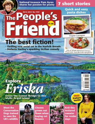 The People's Friend Issue 7797