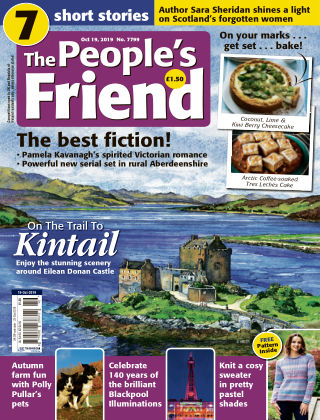 The People's Friend Issue 7799