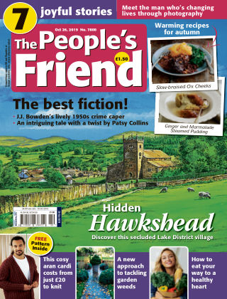 The People's Friend Issue 7800