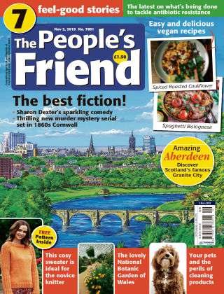 The People's Friend Issue 7801