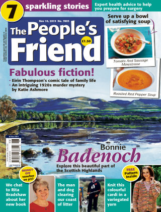 The People's Friend Issue 7803