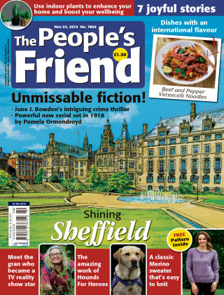 The People's Friend Issue 7804