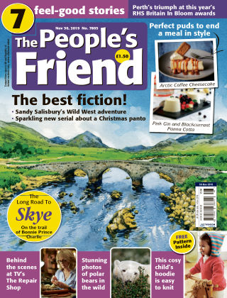 The People's Friend Issue 7805