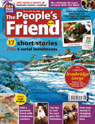 The People's Friend Issue 7806