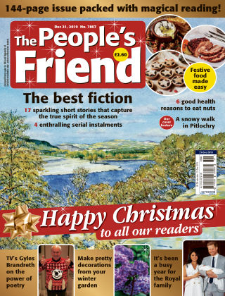 The People's Friend Issue 7807