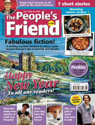 The People's Friend Issue 7808