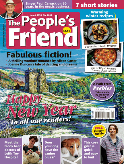 The People's Friend December 31, 2019 00:00