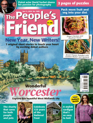 The People's Friend Issue 7809