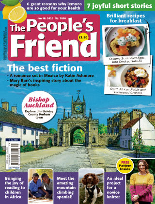 The People's Friend Issue 7810