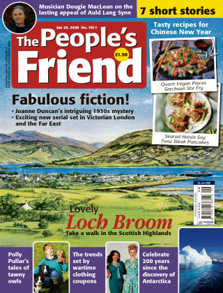 The People's Friend Issue 7811