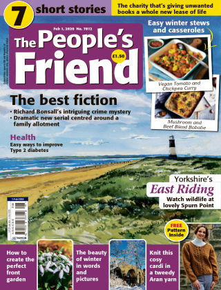 The People's Friend Issue 7812