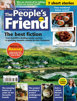 The People's Friend Issue 7813