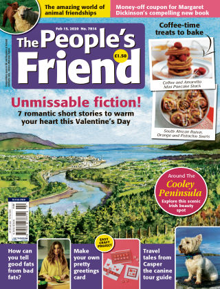 The People's Friend Issue 7814