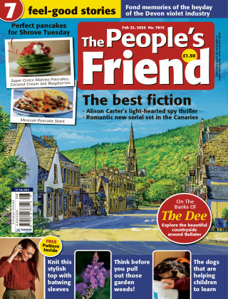 The People's Friend Issue 7815