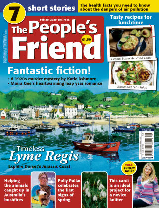 The People's Friend Issue 7816