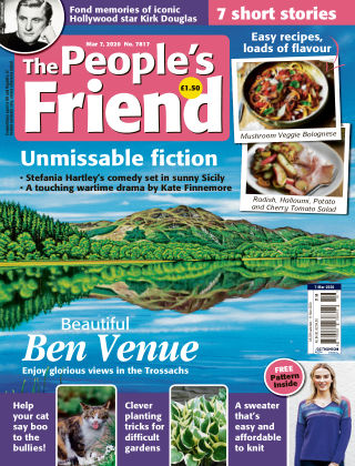 The People's Friend Issue 7817