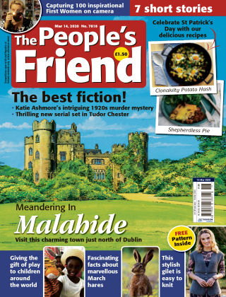 The People's Friend Issue 7818