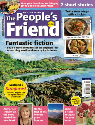 The People's Friend Issue 7819