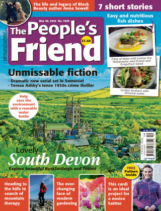 The People's Friend Issue 7820