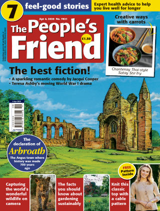 The People's Friend Issue 7821
