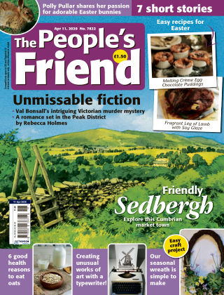 The People's Friend Issue 7822