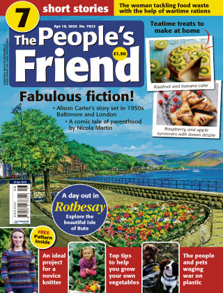 The People's Friend Issue 7823