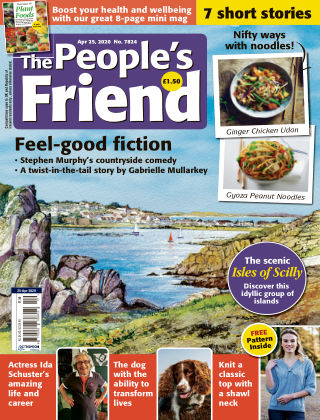 The People's Friend Issue 7824