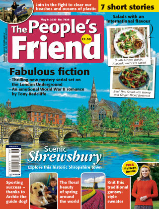 The People's Friend Issue 7826