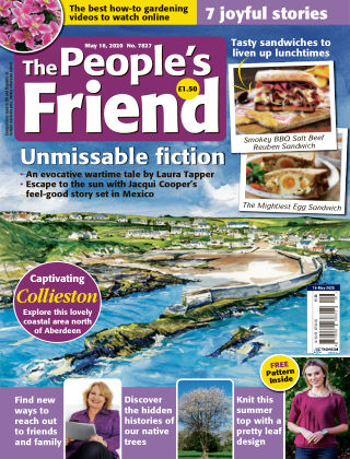 The People's Friend Issue 7827