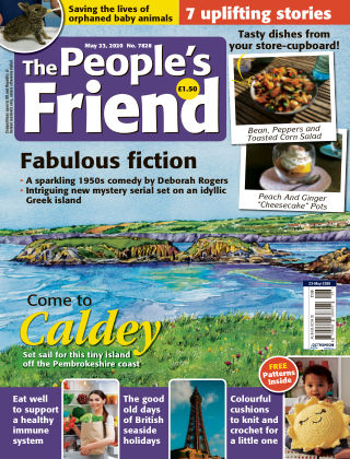 The People's Friend Issue 7828