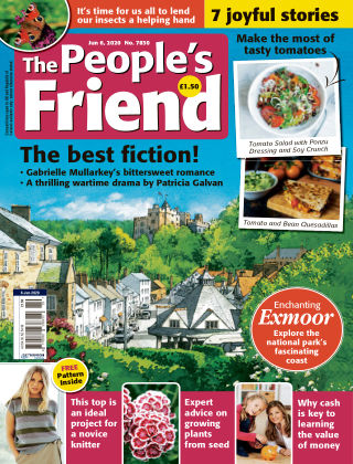 The People's Friend Issue 7830