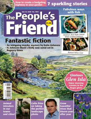 The People's Friend Issue 7831