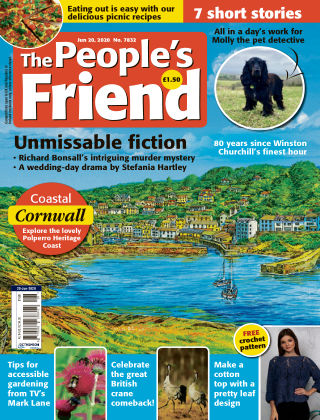 The People's Friend Issue 7832