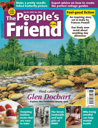The People's Friend Issue 7833
