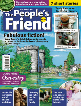 The People's Friend Issue 7834