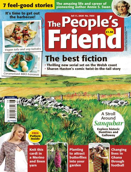 The People's Friend July 08, 2020 00:00