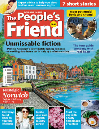 The People's Friend Issue 7836