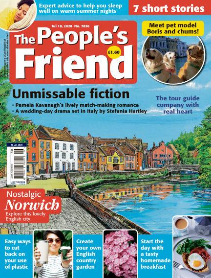 The People's Friend July 15, 2020 00:00