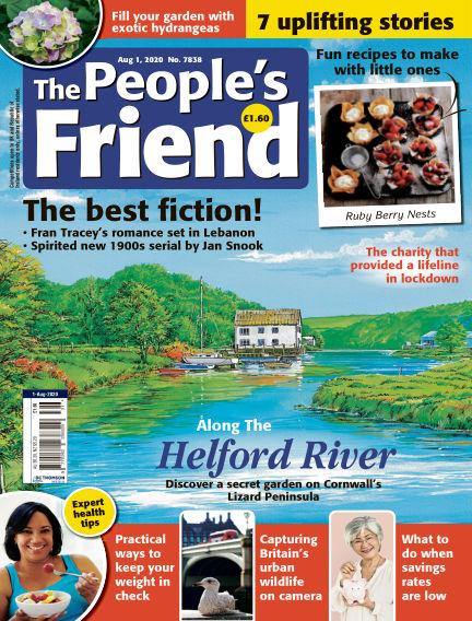 The People's Friend July 29, 2020 00:00