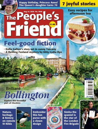 The People's Friend Issue 7840