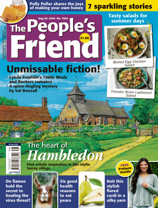 The People's Friend Issue 7842