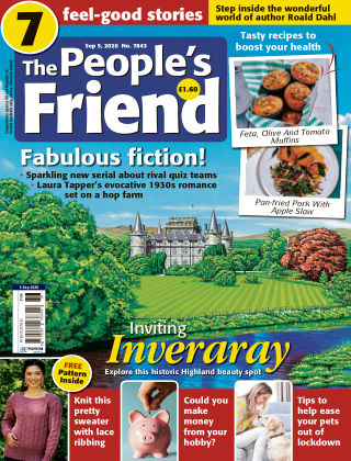 The People's Friend Issue 7843