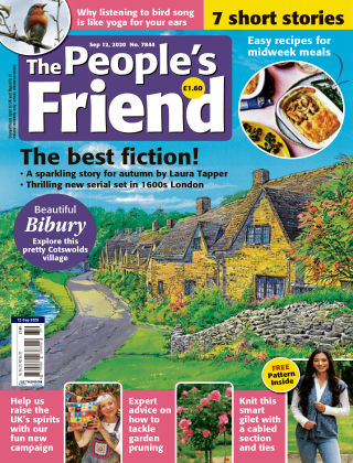 The People's Friend Issue 7844
