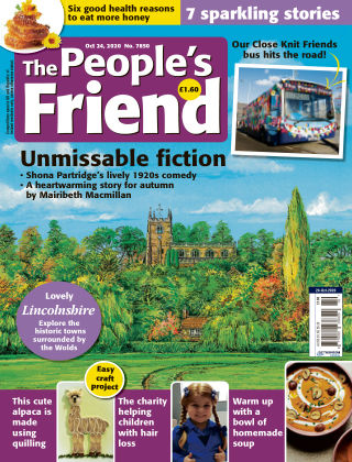 The People's Friend Issue 7850