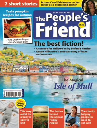 The People's Friend Issue 7851
