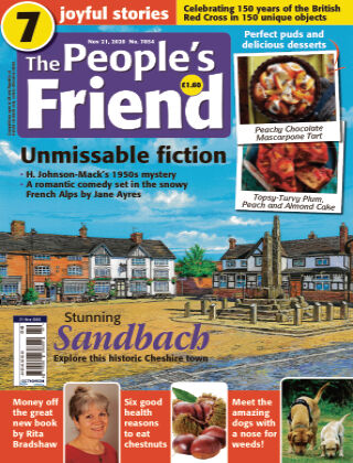 The People's Friend Issue 7854