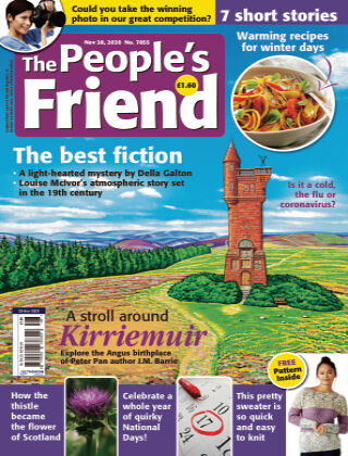 The People's Friend Issue 7855