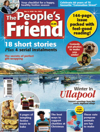 The People's Friend Issue 7856