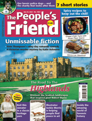 The People's Friend Issue 7861