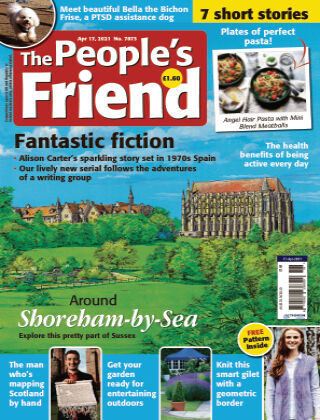 The People's Friend Issue 7873